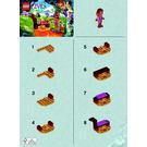 LEGO Azari's Magic Fire Set 30259 Instructions
