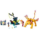LEGO Azari & The Fire Lion Capture Set 41192