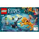 LEGO Azari & The Fire Lion Capture Set 41192 Instructions