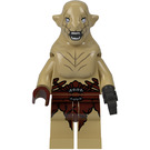 LEGO Azog with Open Mouth Minifigure