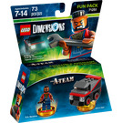 LEGO B.A. Baracus Fun Pack Set 71251 Packaging