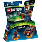 LEGO B.A. Baracus Set 71251 Packaging