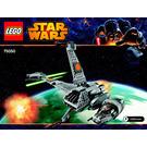 LEGO B-Wing Set 75050 Instructions
