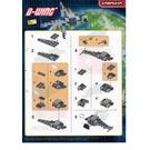 LEGO B-Wing Set 911950 Instructions