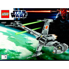 LEGO B-Wing Starfighter Set 10227 Instructions