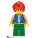 LEGO Babloo Minifigure