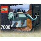 LEGO Baby Ankylosaurus Set 7000