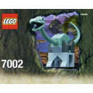 LEGO Baby Brachiosaurus Set 7002