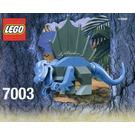 LEGO Baby Dimetrodon Set 7003