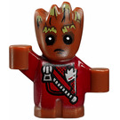 LEGO Baby Groot with Red Outfit Minifigure