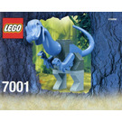 LEGO Baby Iguanodon Set 7001