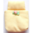 LEGO Baby Pouch with Flower (Rose) Pattern