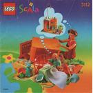 LEGO Baby's Nursery Set 3112