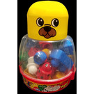 LEGO Baby Storage Bear Set 2090
