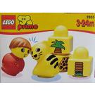 LEGO Baby tiger Set 2855