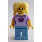 LEGO Babysitter Minifigure