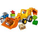 LEGO Backhoe Loader Set 10811