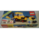LEGO Backhoe Set 6686 Packaging