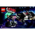 LEGO Bad Cop Car Chase Set 70819 Instructions