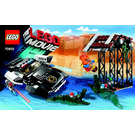 LEGO Bad Cop's Pursuit Set 70802 Instructions