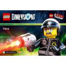 LEGO Bad Cop Set 71213 Instructions