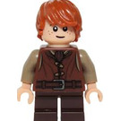 LEGO Bain Son of Bard with Vest Minifigure