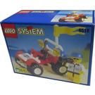 LEGO Baja Buggy Set 6518 Packaging