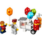 LEGO Balloon Cart Set 40108