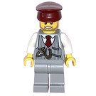 LEGO Balloon Vendor Man Minifigure