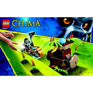 LEGO Banana Bash Set 70136 Instructions