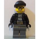 LEGO Bandit with Black Mask Minifigure