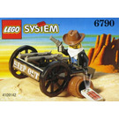 LEGO Bandit with Gun Set 6790