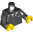 LEGO Bank Secretary Minifigure Minifig Torso (973 / 76382)