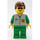 LEGO Bank Security Minifigure