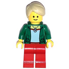 LEGO Bank Teller Minifigure