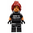 LEGO Barbara Gordon - GCPD Vest From LEGO Batman Movie Minifigure