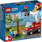 LEGO Barbecue Burn Out Set 60212 Packaging