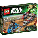 LEGO BARC Speeder with Sidecar Set 75012 Packaging