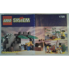 LEGO Barnacle Bay Value Pack Set 1729 Instructions
