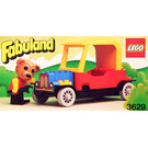 LEGO Barney Bear Set 3629
