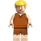 LEGO Barney Rubble Minifigure