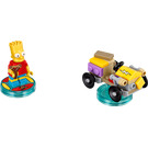 LEGO Bart Simpson Fun Pack Set 71211