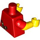 LEGO Bart Simpson Torso with Slingshot Decoration (16360)