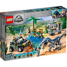 LEGO Baryonyx Face-Off: The Treasure Hunt Set 75935 Packaging