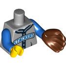 LEGO Baseball Fielder Torso (973 / 12896)