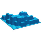 LEGO Baseplate 32 x 32 Canyon Plate