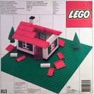 LEGO Baseplate, Green Set 813-1