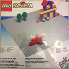 LEGO Baseplate, Grey Set 815