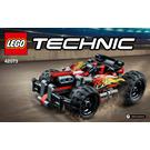 LEGO BASH! Set 42073 Instructions