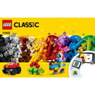 LEGO Basic Brick Set  11002 Instructions
